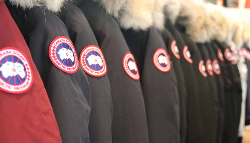 canada goose homme modele