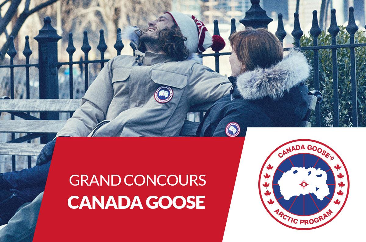 Canada Goose gratuite suisse