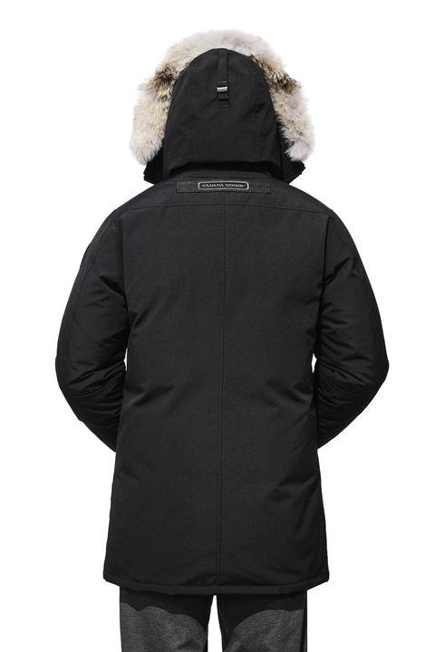 canada goose black label homme